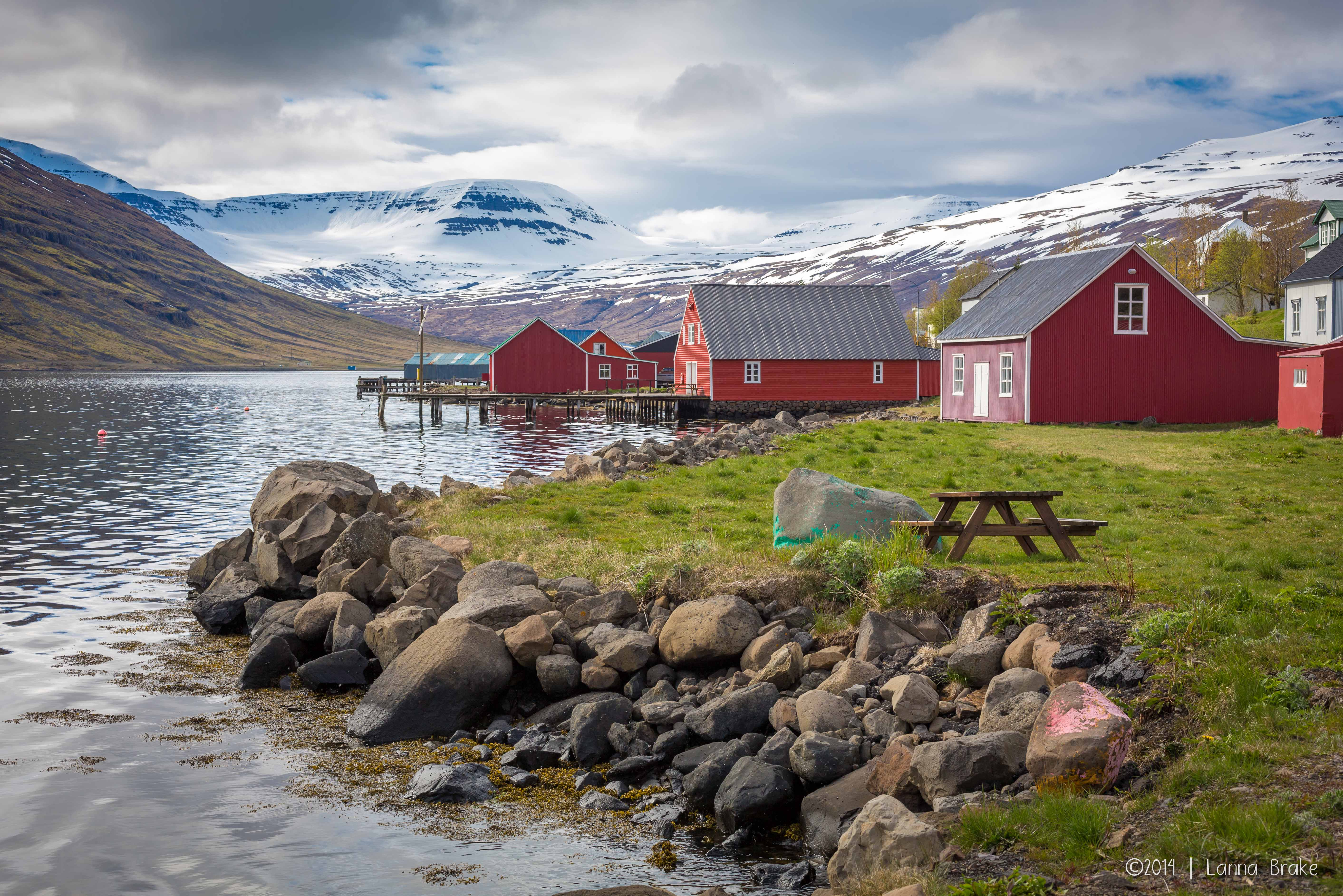Brake Places Near Me >> Eskifjordur, KatrinThe Shopkeep & Seydisfjordur – LANNA ...